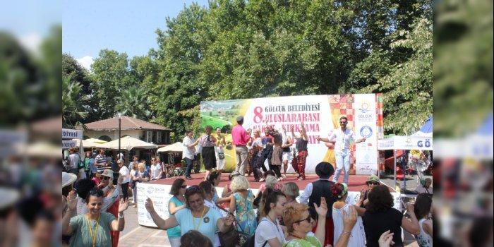 Gölcük Belediyesi Uluslararası Kırkyama Festivali Sona Erdi