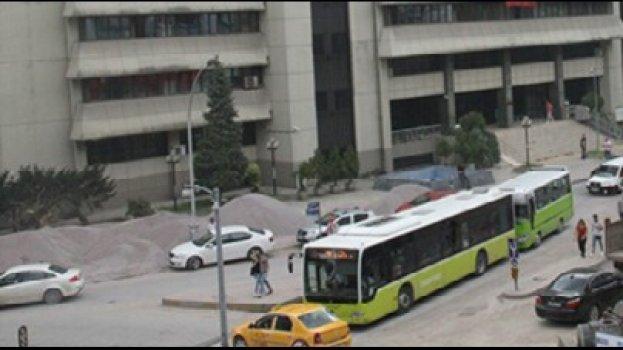 Merkez Bankası Kavşağı'nda trafik düzenlemesi