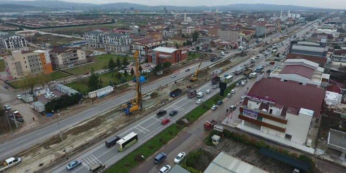 Köseköy Kavşağı transit geçiş sağlayacak