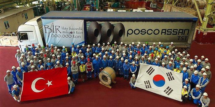 """POSCO ASSAN CEO'SU HAEİK JEONG: """"TÜRKİYE İLE BİRLİKTE BÜYÜYECEĞİZ"""""""