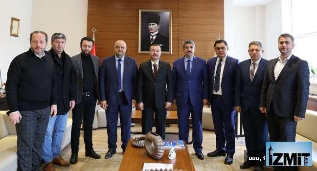 Cumhuriyet Başsavcısı Korkmaz'dan  KOTO'ya iadeyi ziyaret