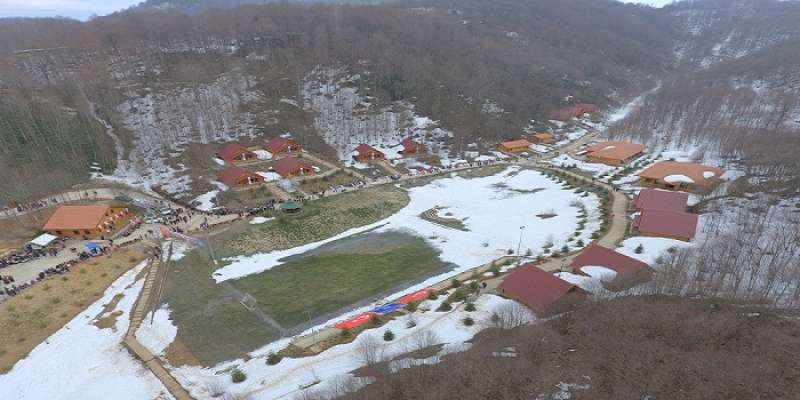 Diriliş Kampları Türkiye'ye Örnek Oluyor