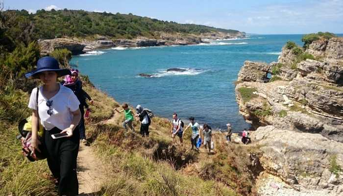 Kandıra Sahiline 90km'lik  Doğa yürüyüş Parkuru