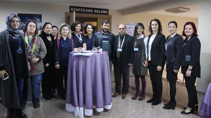Yoğun Bakim Hemşireliği Sertifikali Eğitim Programi Sertifika Töreni Gerçekleştirildi