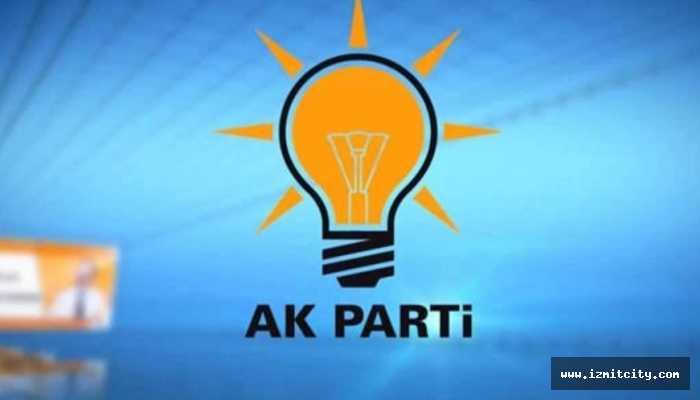 AK Partinin Belediye Başkan Adayları Belli Oldu