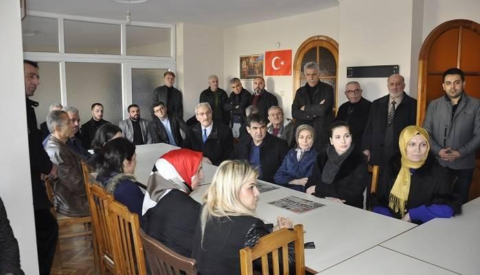 Ali Yıldırım Sezer'den MHP'ye ziyaret
