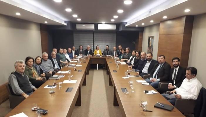 CHP ve İYİ Parti SKM'leri Birlikte Çalışmaya devam ediyor