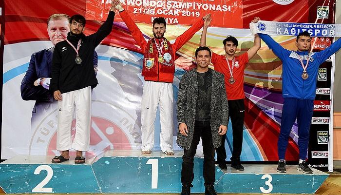 Tekvandocular, Türkiye Şampiyonası'ndan İki Bronz ile Döndü