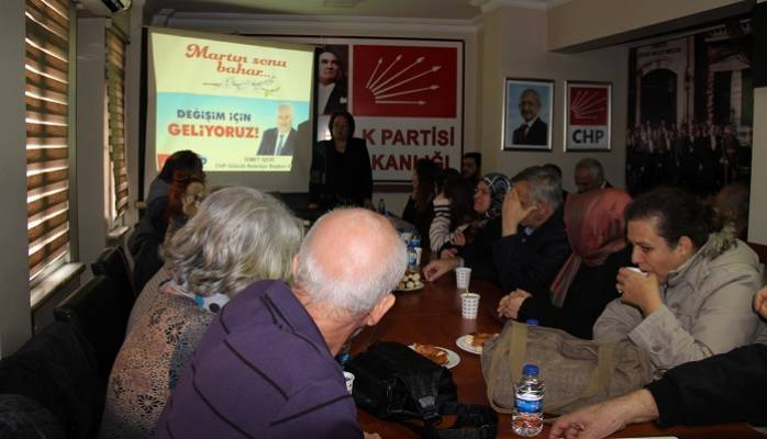 CHP Sandık Güvenliği Eğitimleri'ni Sıkı Tutuyor