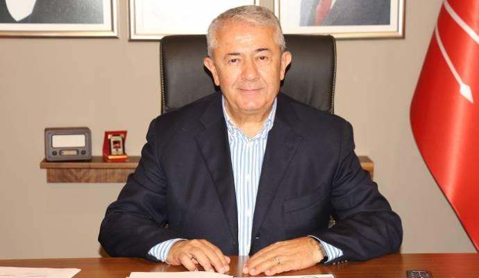 CHP İl Başkanı Cengiz Sarıbay'ın  Anneler Günü mesajı