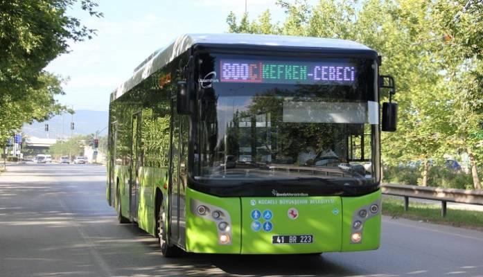 Körfez - İzmit - Kandıra Sahillerine Otobüs Saatleri ve Durakları