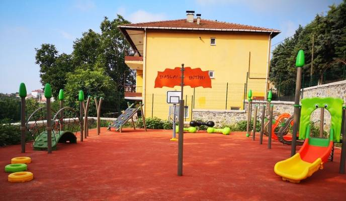 Çocuklar Bu Parkı Çok Sevecek