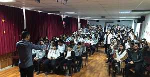 607 Öğrenciye Çevre Eğitimi