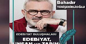 Abdülhamid'in Tahsin Paşası  Edebiyat Buluşmaları'na geliyor