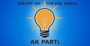 AK Parti Kartepenin Yeni Yönetim...