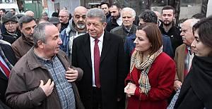 CHP ve İYİ Partililer Sungurlu ÇED İptali Kutlamasında