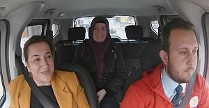 'Gönül Taksi' Vatandaşı Dinlemeye Devam Ediyor