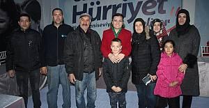 Sefa Sirmen'in Yardım Ettiği Aileyi 'Hatırla'