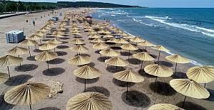 Pırıl Pırıl Plajlarımız Deniz...