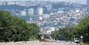 ''Salim Dervişoğlu Caddesi Yıl Sonu Hizmete Girecek''
