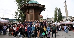Türkistan Temalı Gönül Coğrafyası...