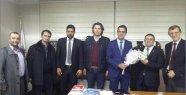 İmo'dan Kocaeli Baro Başkanı'na Ziyaret