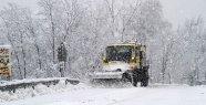Karla Mücadele Ekipleri Hazır Bekliyor