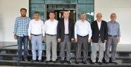 Kocaeli Belediyesi'nden Başkan Baran'a...