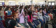 Öğrencilere Su Tasarrufu Ve Çevre Bilinci