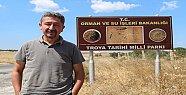 Rıdvan Şükür, Truva'da