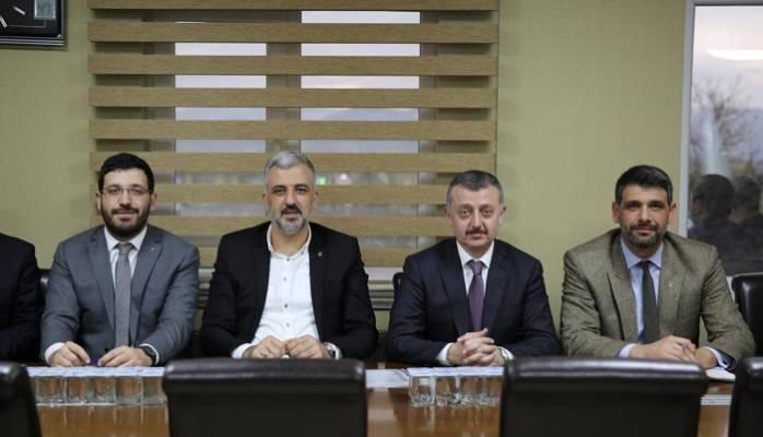 AK Parti'de 3 İlçe Daha Mülakatları Tamamladı