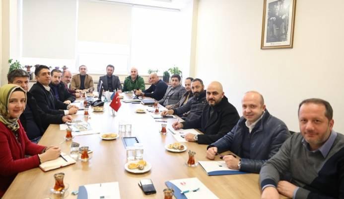 Azerbaycan'dan KOTO Üyesi  İnşaat Firmalarına Yatırım Teklifi