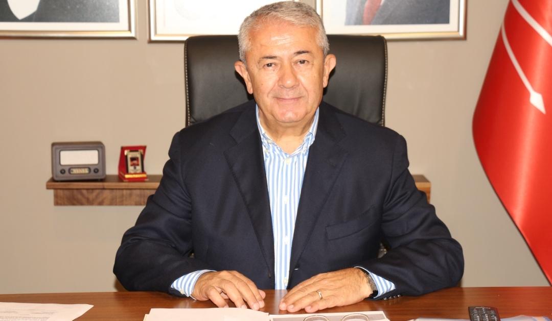 CHP İl Başkanı Cengiz Sarıbay Uğur Mumcu'yu unutmadı