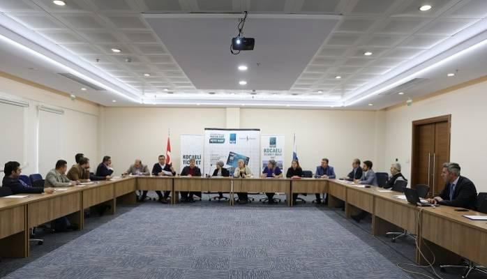 Eğitim Sektörü Eş Meslek Komite Toplantısı'nda  Sektör Sorunları Ve Çözüm Önerileri Ele Alındı