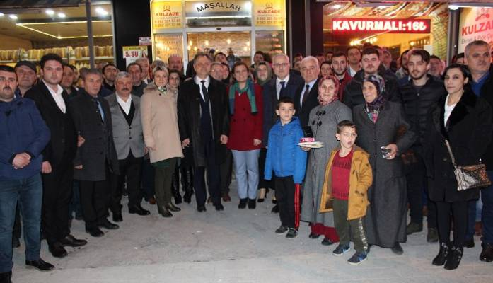 Millet İttifakı Yenişehir'de