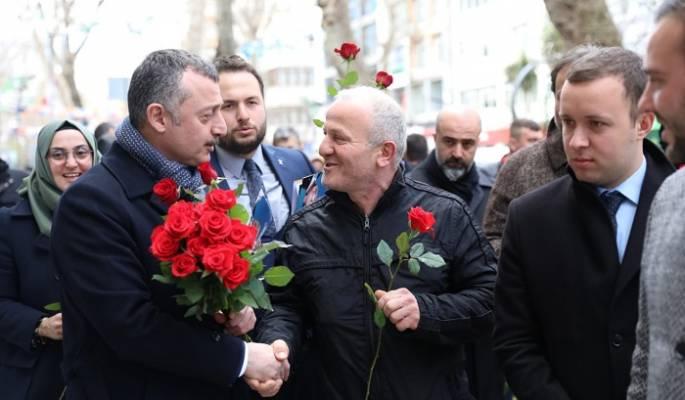 Bu Güller Sizin İçin