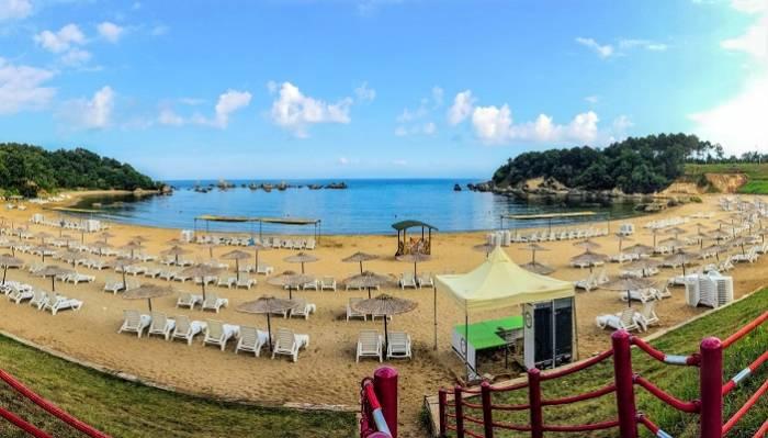 Bu yıl Kocaeli'nin Plajlarında  6 Mavi Bayrak Dalgalanacak