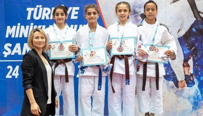 Minik Judoculardan Hızlı Başlangıç