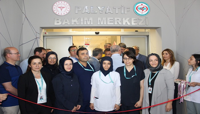 Fatih'te Palyatif Bakım Merkezi açıldı