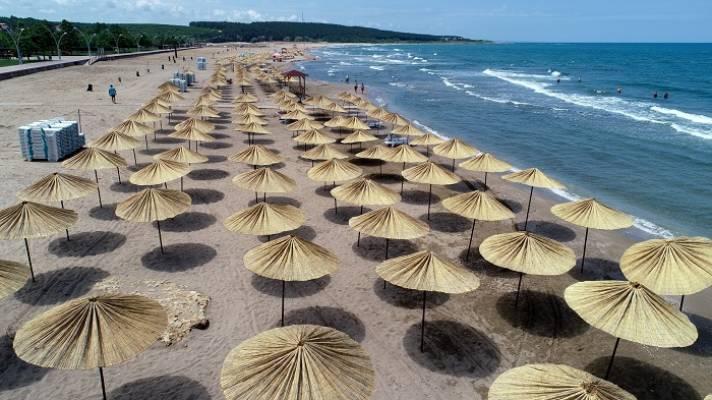 Pırıl Pırıl Plajlarımız Deniz Sezonuna Hazır