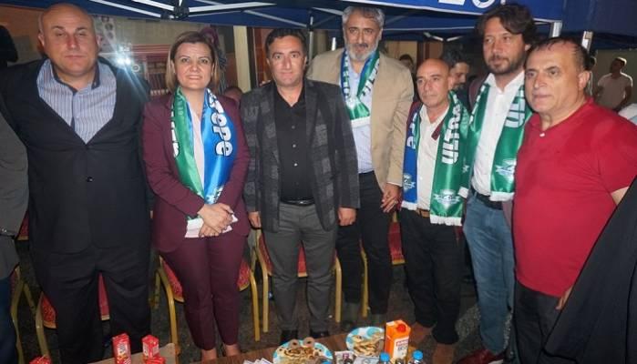 Hürriyet Gültepespor'un Şampiyonluk Coşkusuna Ortak Oldu