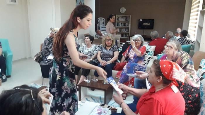 İzmit'tin Emeklilerine Kanser Taraması