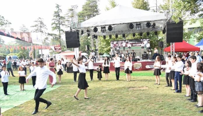 Kartepe'de Muhteşem Festival  Kartepe Festivale Hazır