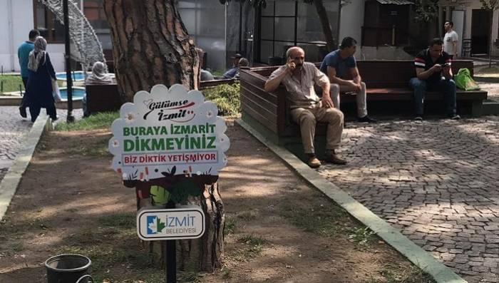 İzmit Belediyesi'nden İzmit'çe Uyarı