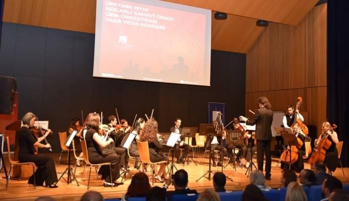 """KSO Oda Orkestrası, """"Yaza Veda"""" konseri"""