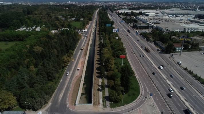 6 Kilometrelik Kartepe Yürüyüş Yolu'nda İki Etap Birleşti