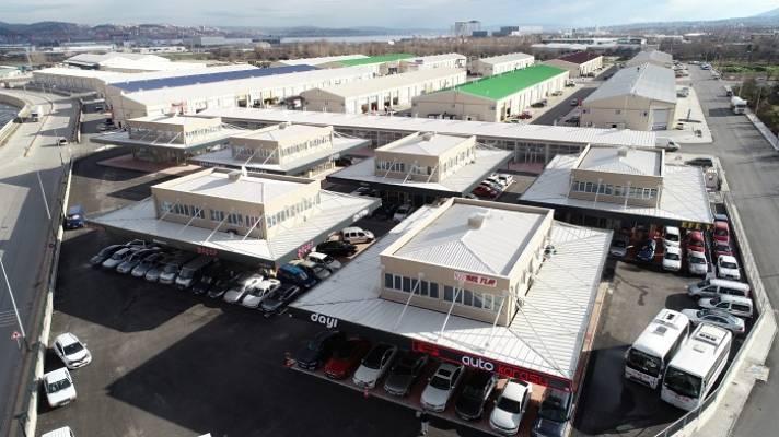 Sanayi Sitesi'nde 47 Dükkan İhale İle Satışa Çıkıyor
