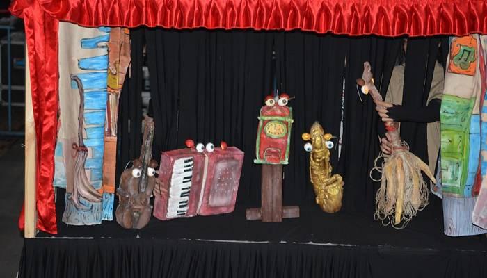 Vaveyla Kukla Gösterisi Köy Çocukları İçin Sahne Alacak