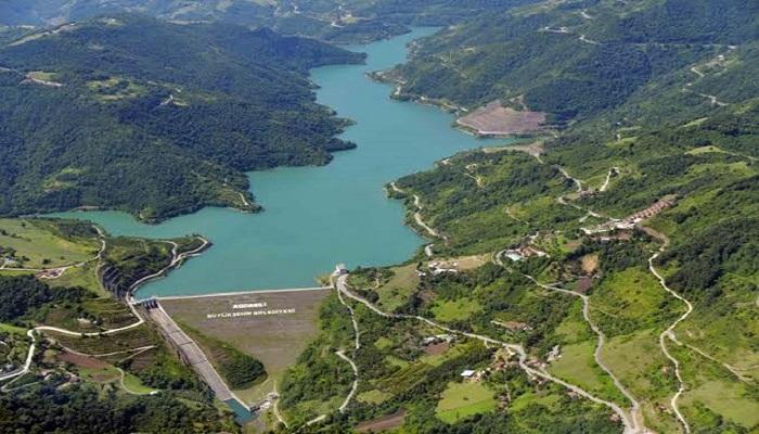 Yuvacık Barajı Yüzde 40 Seviyesine Ulaştı