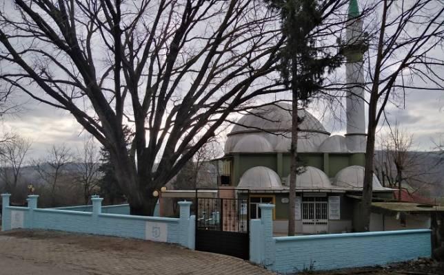 Süverler Cami Büyükşehir'in Yardımıyla Yenilendi